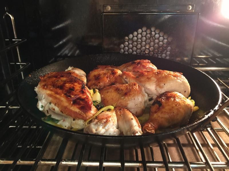 Social Sundays — Roasted Lemon Garlic Chicken, Spring Greek Salad and Lavender Creme Brulee! Image 19