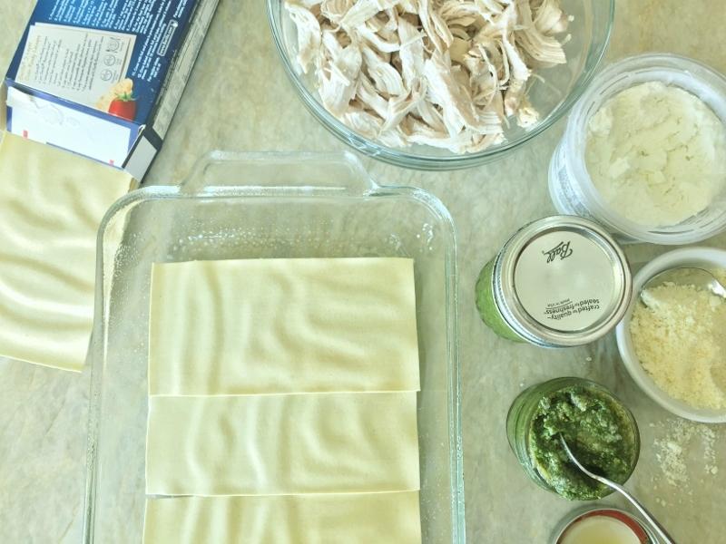 Chicken Pesto Lasagna – Recipe! Image 3