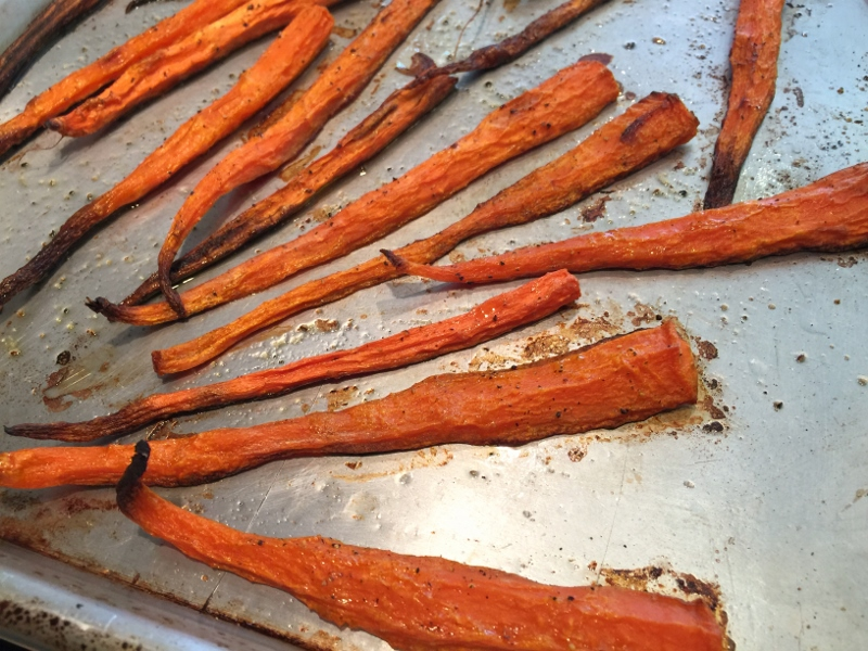 Spring Party Platter with Roasted Carrot Hummus – Recipe! Image 4