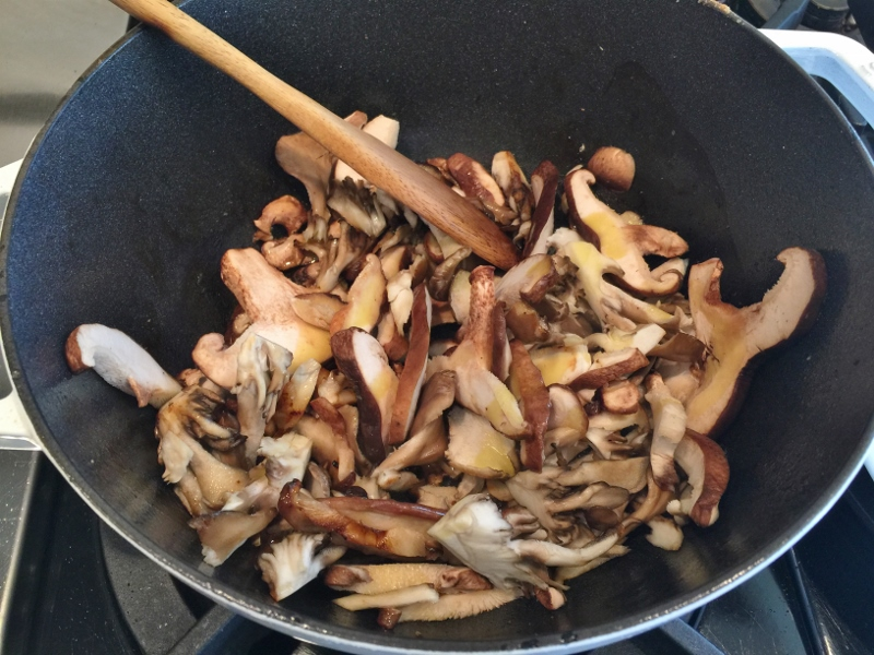 Oven Roasted Brisket with Wild Mushrooms – Recipe! Image 6