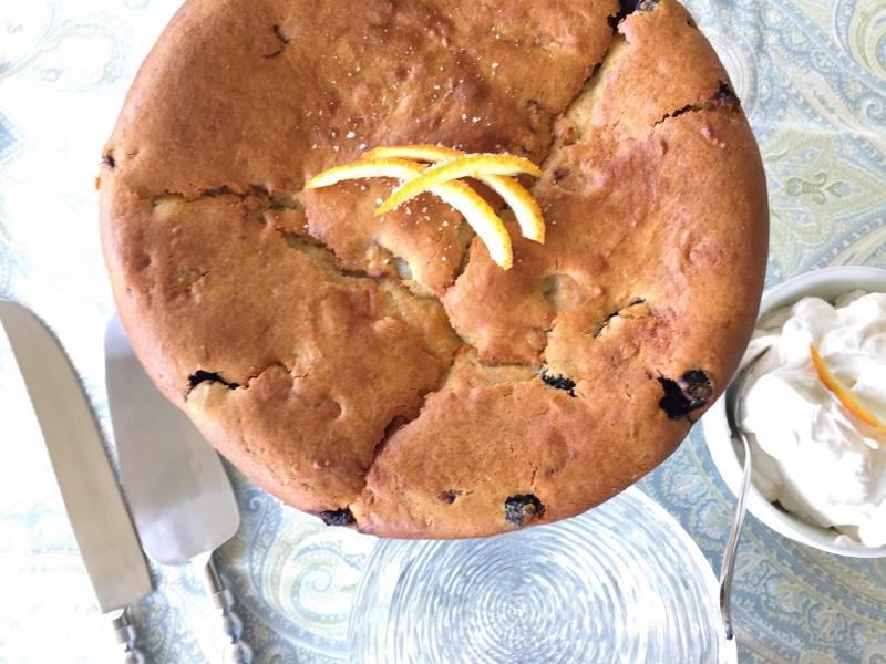 Blueberry Orange Cake – Recipe! Image 2