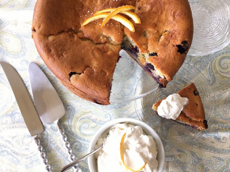 Blueberry Orange Cake – Recipe! Image 15