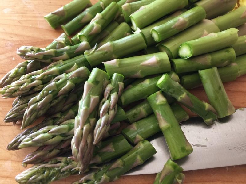 Asparagus Leek Soup – Recipe! Image 6