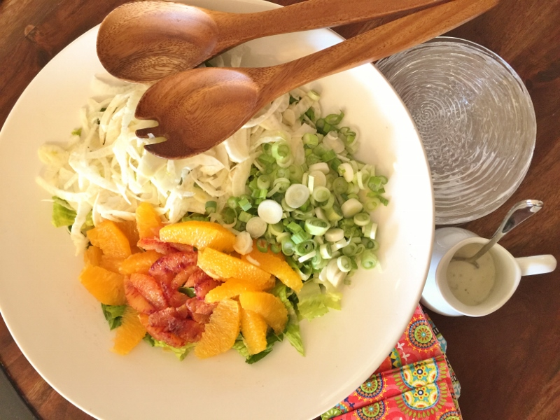 Shaved Fennel & Citrus Salad with Buttermilk Dressing – Recipe! Image 6