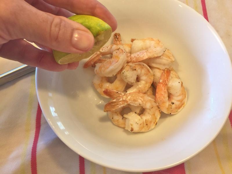 Shrimp & Avocado Springrolls – Recipe! Image 4