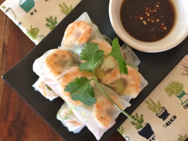 Shrimp & Avocado Springrolls – Recipe! Image 10