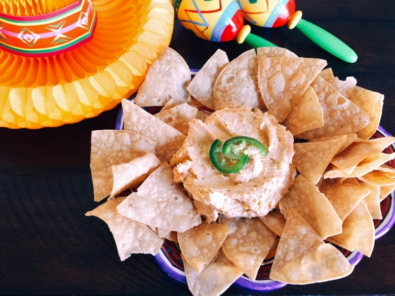 Whipped Queso Dip – Recipe! Image 1