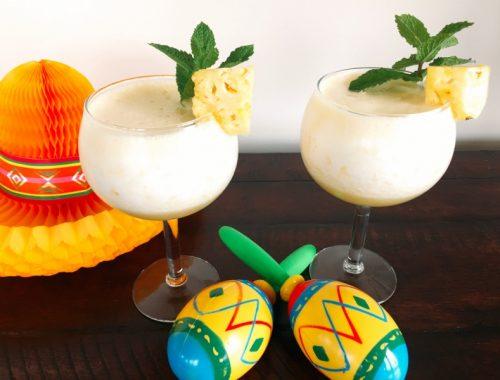 Pineapple Margaritas – Recipe!