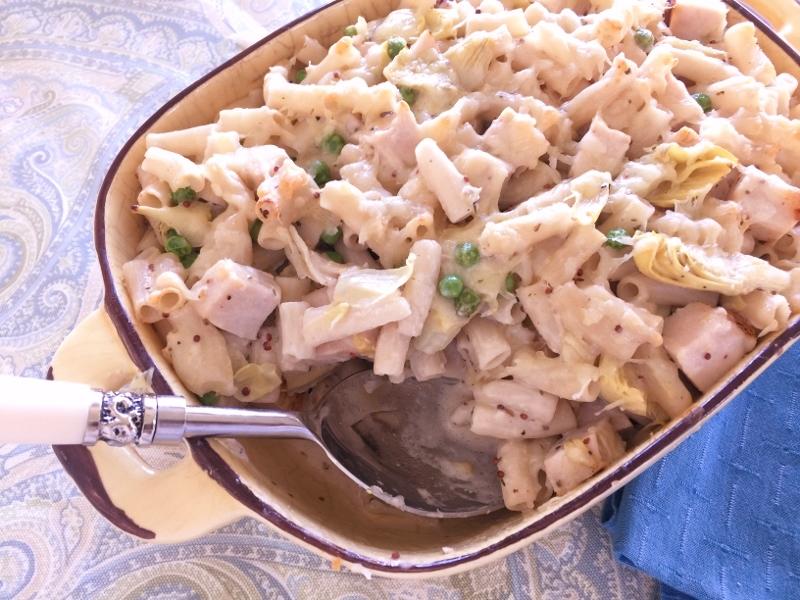 25-Minute Turkey & Artichoke Bake – Recipe! Image 2