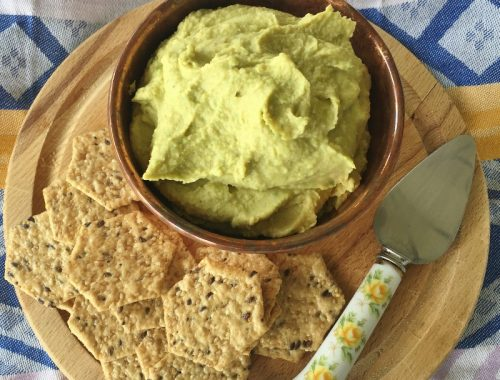 Fava Bean Hummus – Recipe!