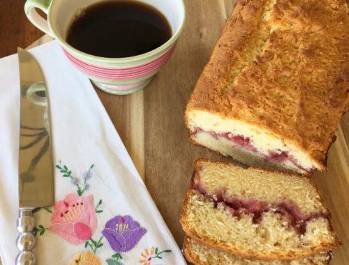 Strawberry Almond Bread – Recipe!
