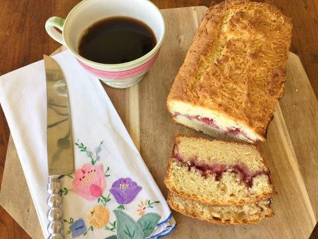 Strawberry Almond Bread – Recipe! Image 2