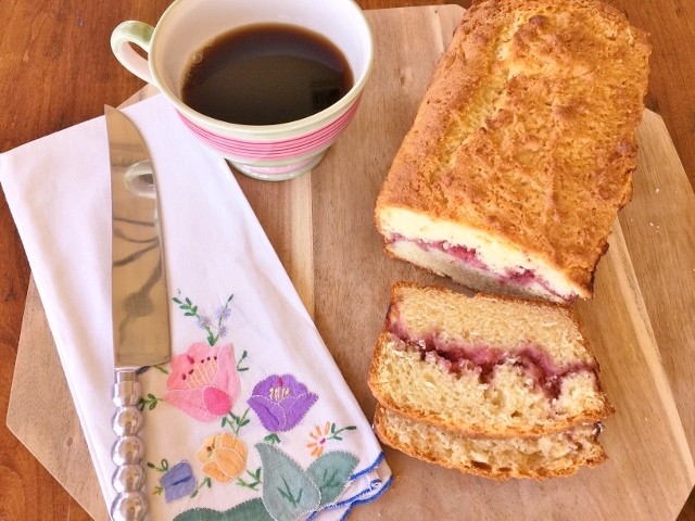 Strawberry-Almond Bread – Recipe! Image 2