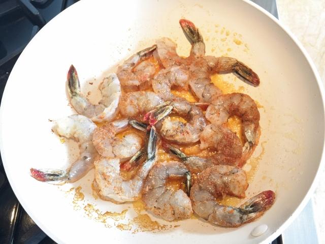 Shrimp & Green Garlic Grits – Recipe! Image 11