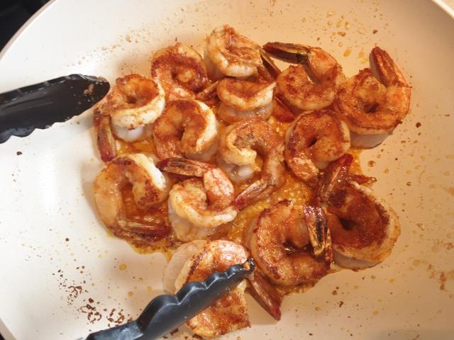 Shrimp & Green Garlic Grits – Recipe! Image 12