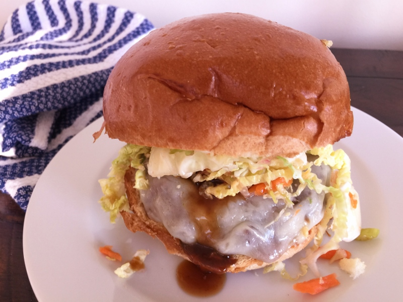 Korean BBQ Burgers with Quick Kimchi Slaw – Recipe! Image 2