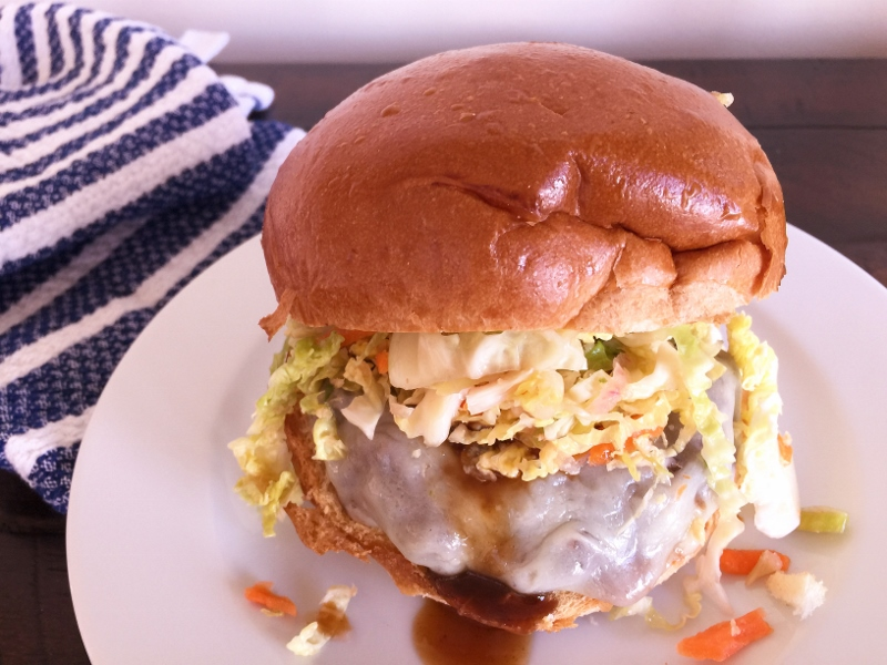 Korean BBQ Burgers with Quick Kimchi Slaw – Recipe! Image 16