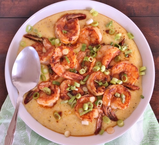 Shrimp & Grits – Recipe! Image 1