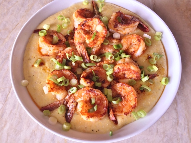 Shrimp & Grits – Recipe! Image 2
