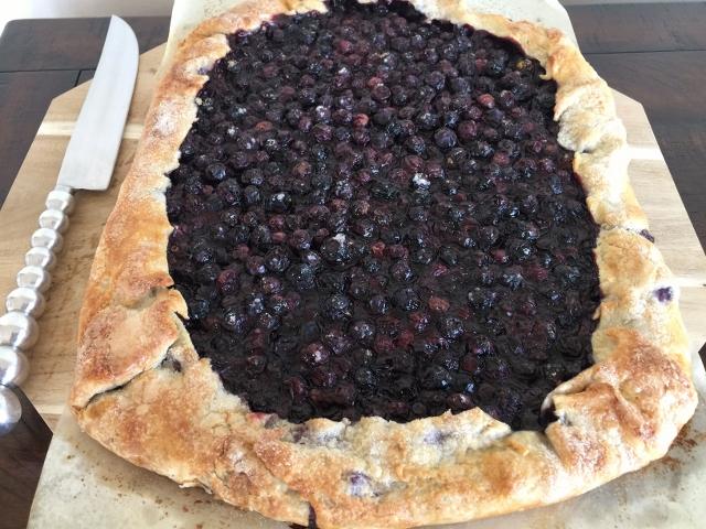 Blueberry Crostata – Recipe! Image 1