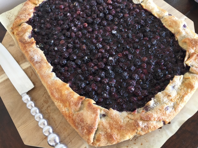 Blueberry Crostata – Recipe! Image 2