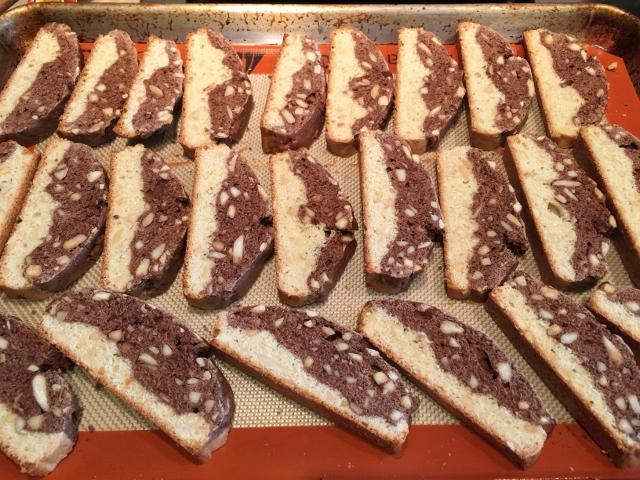 Double-Decker Chocolate Almond Biscotti – Recipe! Image 8
