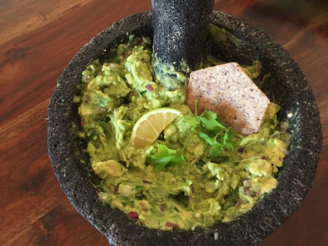 Molcajete Guacamole – Recipe! Image 5