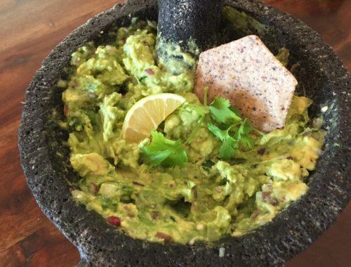 Molcajete Guacamole – Recipe!
