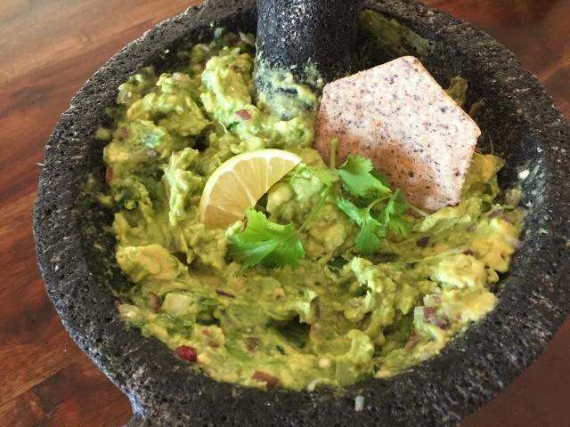 Molcajete Guacamole – Recipe! Image 1