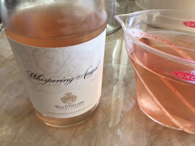 Strawberry Basil & Rose' Wine Sorbet – Recipe! Image 3