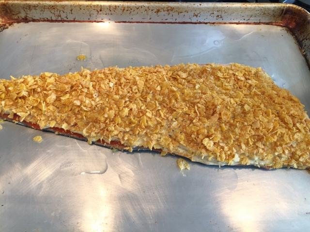 Cornflake Crusted Salmon – Recipe! Image 6