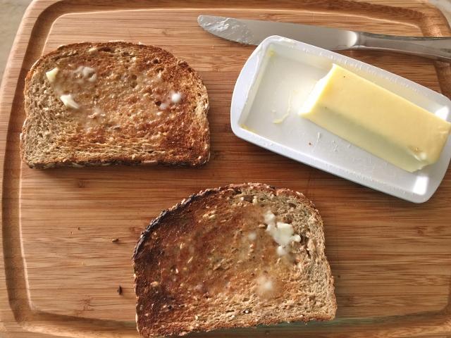 Heirloom Tomato Toasts with Thyme Aioli – Recipe! Image 3