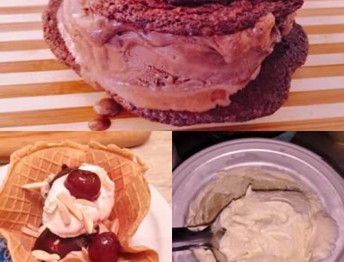 National Ice Cream Day – Recipes!