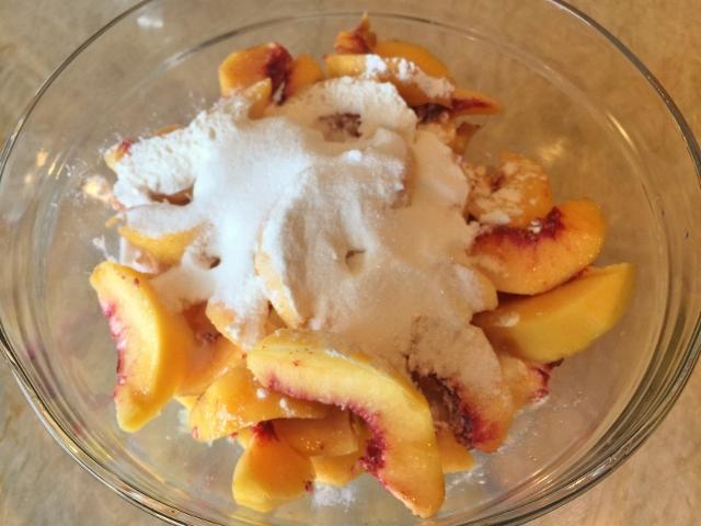 Peach Cobbler with Vanilla Bean Whipped Cream – Recipe! Image 3