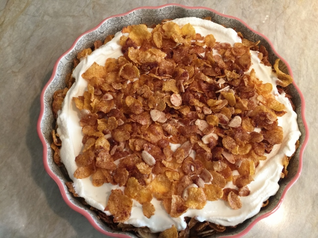No-Fry Mexican Ice Cream Pie – Recipe! Image 9