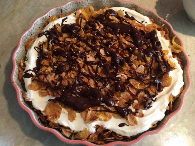 No-Fry Mexican Ice Cream Pie – Recipe! Image 11