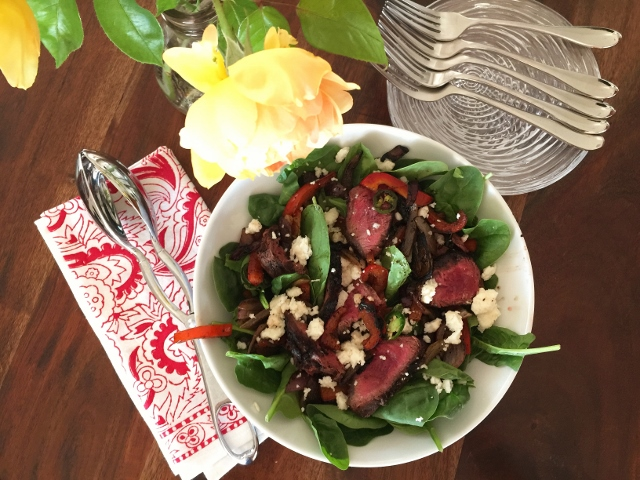 Mexican Steak Salad – Recipe! Image 9