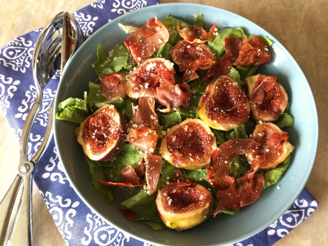 Honey Figs & Crispy Prosciutto Salad – Recipe! Image 2