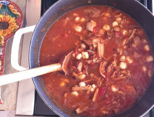 Smoky Pork Pozole – Recipe!