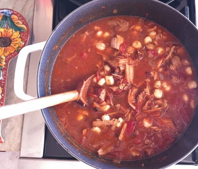 Smoky Pork Pozole – Recipe! Image 1