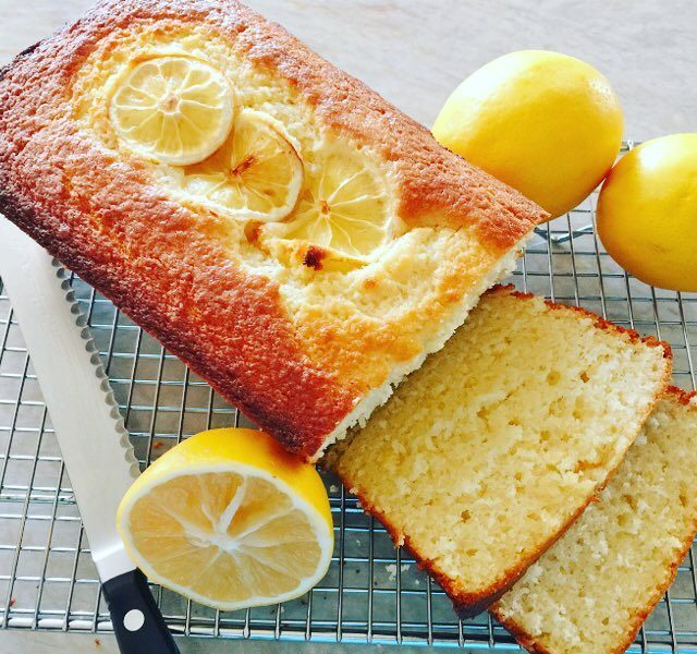 Meyer Lemon Loaf  Recipe! Meyer Lemons are super fragranthellip
