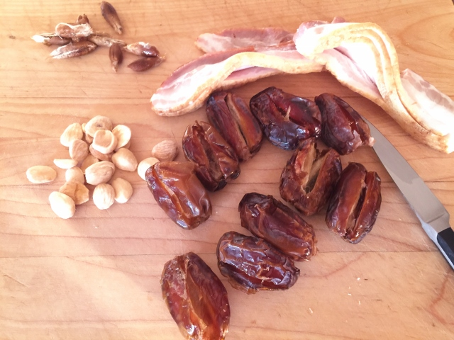 Almond Stuffed Bacon Wrapped Dates – Recipe! Image 2