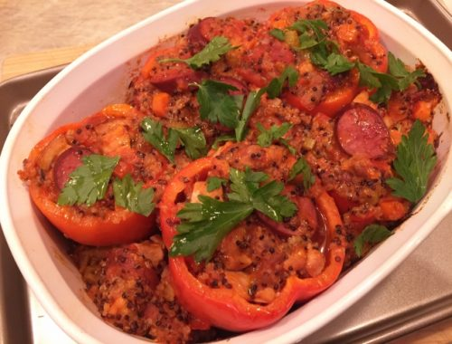 Cacio e Pepe with Roasted Cauliflower – Recipe! Image 6
