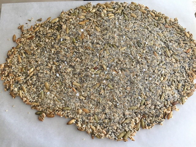 Seedy Crackers – Recipe! Image 6