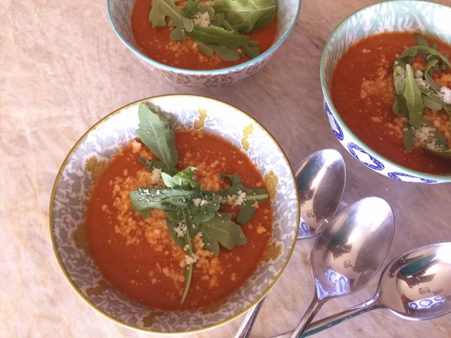Simple Tomato Soup – Recipe! Image 1