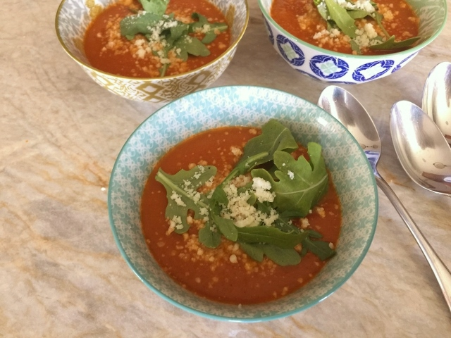 Simple Tomato Soup – Recipe! Image 2