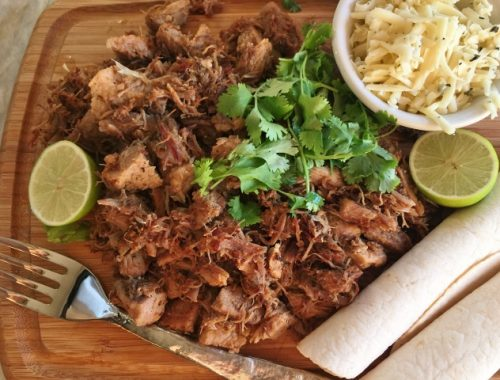 Instant Pot Carnitas – Recipe!