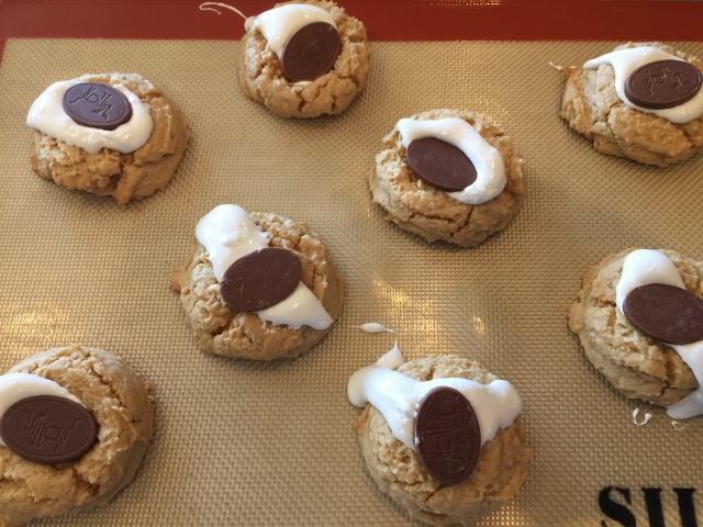 Peanut Butter, Marshmallow & Chocolate Cookies – Recipe! Image 8