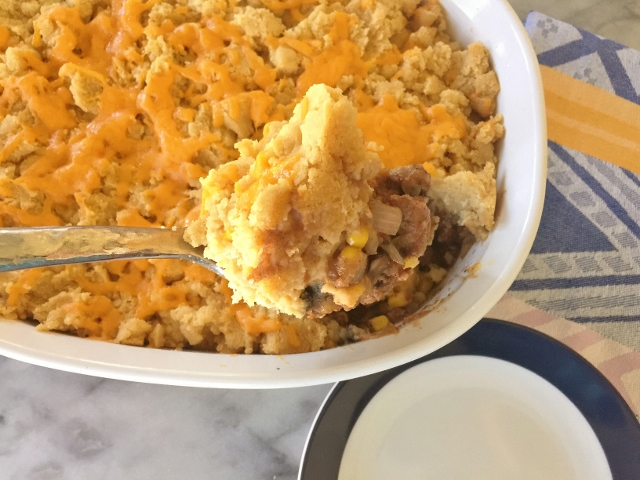 Mexican Tamale Pie – Recipe! Image 2