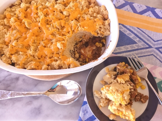 Mexican Tamale Pie – Recipe! Image 1